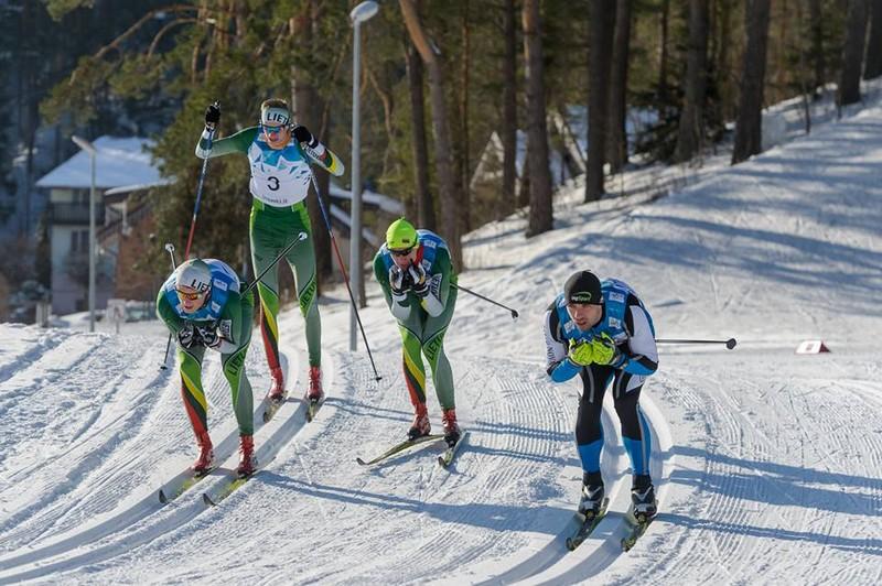 Ignalinoje paaiškėjo Lietuvos slidinėjimo čempionai