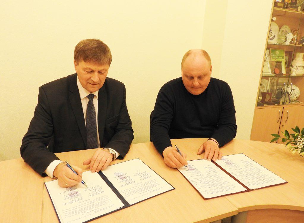 Breslaujos ir Ignalinos draugystė dar kartą patvirtinta sutartimi
