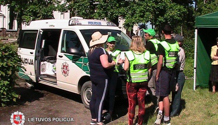Kupiškio rajone vyko saugios kaimynystės grupių sueiga