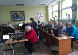 """Projekto """"Prisijungusi Lietuva"""" skaitmeninio raštingumo mokymai"""