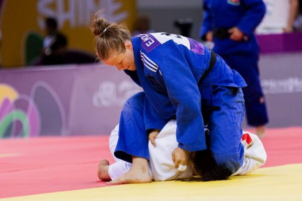 2020 metų gimnazijos sportininkė - Evelina Kleinytė