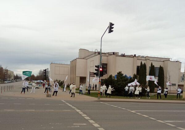 Rokiškio kultūros įstaigų atstovai surengė važiuotynes