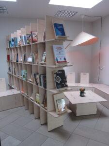 Knygų mainų erdvė