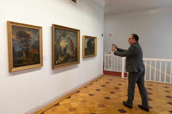 Rokiškio kolekcijos paroda Vilniuje, CDM arch. nuotrauka