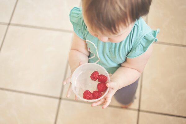 Gardus ir sveikas maistas vaikams