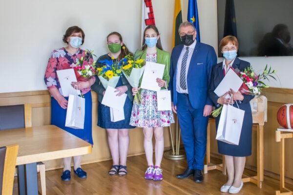Įteikta kalbininko Petro Būtėno vardo premija