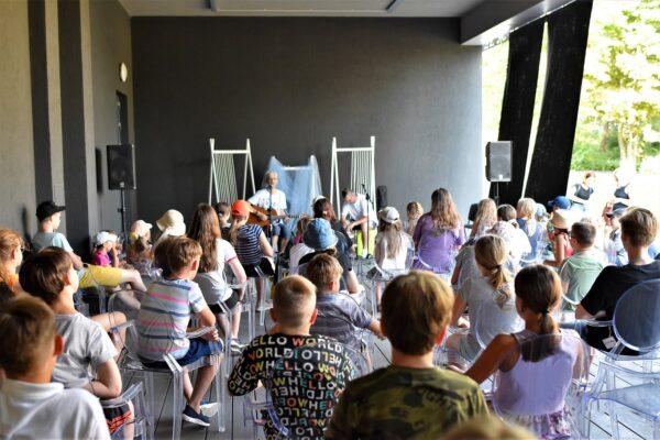 Rašytojų vasara Molėtuose