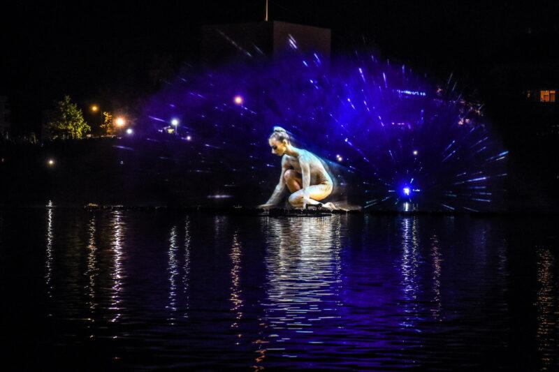 Panevėžiečiai jau gali džiaugtis analogų Baltijos šalyse neturinčio fontano pasirodymu
