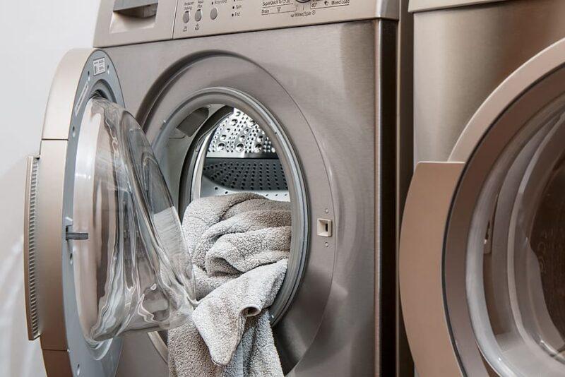 Įdomūs faktai apie skalbimo mašiną